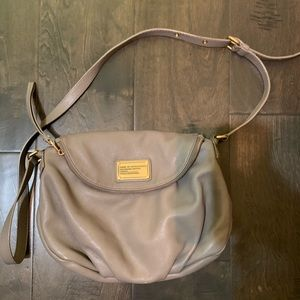 Marc by Marc Jacobs Gray Crossbody Purse